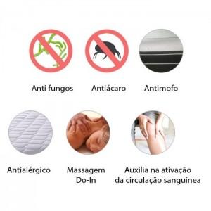 Travesseiro/Encosto de Cabeça Premium